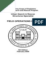 US Army USAR FOG Manual 3-2009