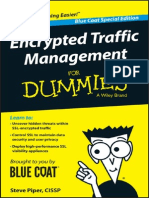 EncryptedTrafficManagementForDummies-BlueCoatSpecialEdition