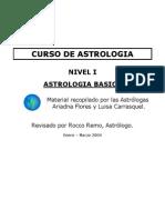 NIVEL I astrología práctica