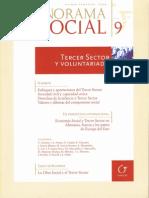 Derechos de La Infancia y Tercer Sector