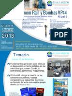 Seminario Commom Rail y Bombas Vp44 Nivel 2