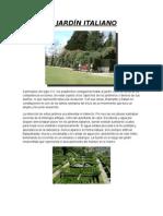 El Jardín Italiano
