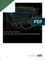 ABB Oil Gas E-house Brochure