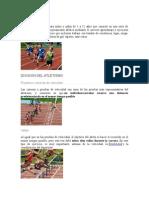 Atletismo Historia y Mas