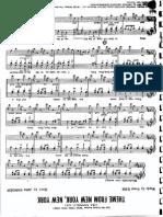 New York New York (Piano) (Partitura - Sheet Music - Noten - Partition - Spartiti).pdf