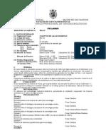 2014-2 Cultivo de Algas Marinas, Plan 2003, Prof. Cesar Cordova