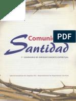 I SEE Comunion y Santidad