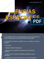 c espaciales
