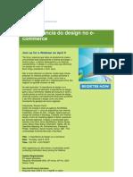 Webseminario - A importância do design no e-commerce