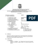 2014-2 Microtecnicas en Plantas Plan 2003, Prof. Eleucy Perez