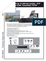 Catalogo Hk Ds9116hfi St