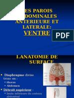 Les Parois Abdominales Medecine 2