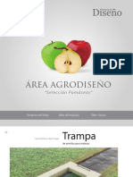 Catálogo de Diseño para Sector Pomaceas