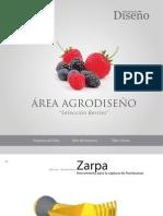 Agro Diseño para el sector Berries