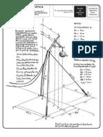 Ejercicios de Sistemas Equivalentes de Fuerzas (Estatica UIS Prof. Leocadio Rico Pradilla)