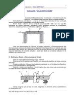 Estabilidade I - Vigas Isostáticas