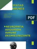 NEUROPATIAS AUTOINMUNES