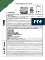 Guía de Uso Monitor de Signos Vitales Mindray Mec 1200