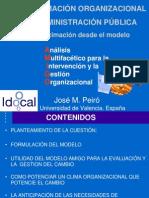 28-Jose Maria Peiro - Modelo Amigo Tranformación Organizacional
