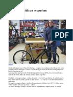 Uputstvo Za Kupovinu Bicikle
