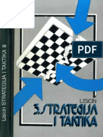 Šahovska Knjiga GeorgiLisicin-Sah Strategija i Taktika 3