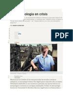 Tim Ingold La Antropologia en Crisis