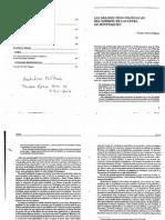 Estudios Políticos - Montesquieu