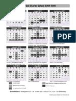 20092010 Calendar Version 2