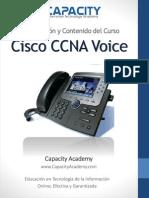 Bochure Curso CCNA Voice Capacity