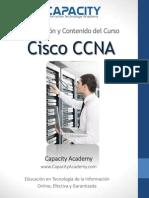 Brochure CCNA - Capacity Academy