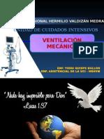 VENTILACIÓN  MECÁNICA-2010