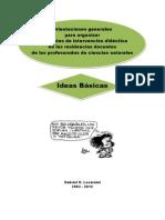 Guía Para El Diseño de Unidades Didácticas