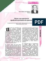 Revista Alternativa Pedagógica Noviembre_2014