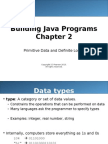 Ch02 Primitive Data Definite Loops
