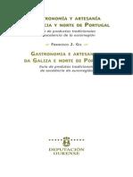 Gastronomia y Artesania de Galicia y Norte de Portugal