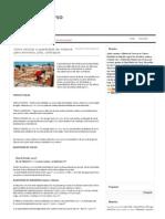 Como calcular a quantidade de material para alvenaria, piso, contrapiso.pdf