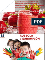 Sarampión-Rubeóla