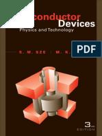 Semicondutor Device 2012 3rd Edition