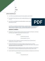 Infraestructura Vehicular Normas y referencias