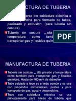 Fabricacion de Tubos