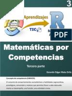 Matemáticas Por Competencias 03