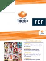 Portafolio Revistas Televisa 2014