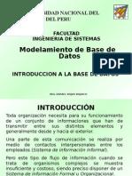 01 Introduccion a Bases de Datos