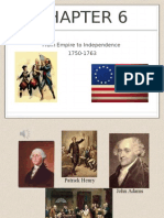 American History - Chapter 6