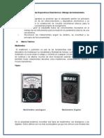 pre informe N°1 dispositivos