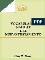 Vocabulario Nahuat Del NT