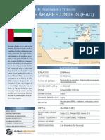 Guía de Negociación y Protocolo Emiratos Arabes Unidos