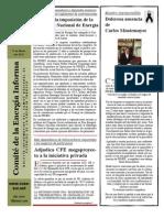 Comité de Energía Informa No. 55-56 Marzo 01-10 Saqueo y entrega a IP