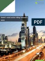 Dubai's Retail Sector Riding Tourism's Wave