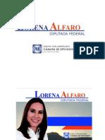 Dip Lorena Alfaro